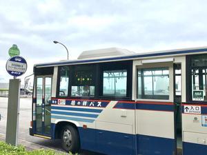 フェリーさんふらわあ前(西側バス停).jpg